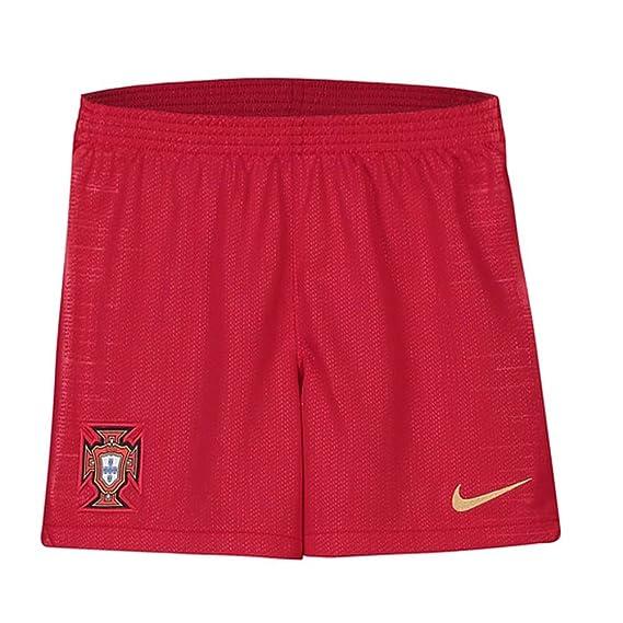Amazon.com: Nike 2018 – 2019 Portugal Home Mini Kit: Clothing