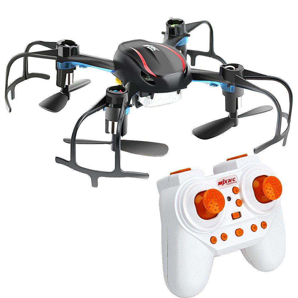 Mini Drone Cuadricóptero G CH Girocompás Ejes Antiaplastamiento con Modo de Retorno