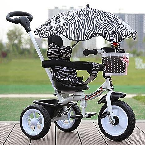 SmartPro 2018 - Accesorios para cochecito de bebé, accesorios para bicicleta, soporte para paraguas, asa de soporte y paraguas: Amazon.es: Bebé