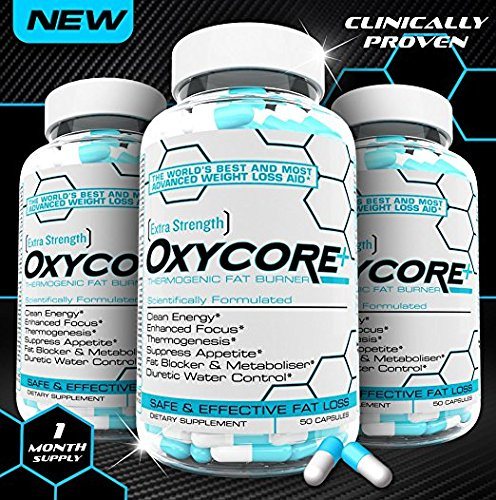 OxyCore Best Burner Weight Supplement product image
