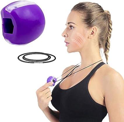 3 pack Jawline Exerciser Jawline Exercise Fitness Ball Neck Face Jawzrsize Jaw