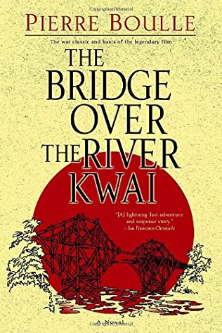 book cover of The Bridge on the River Kwai