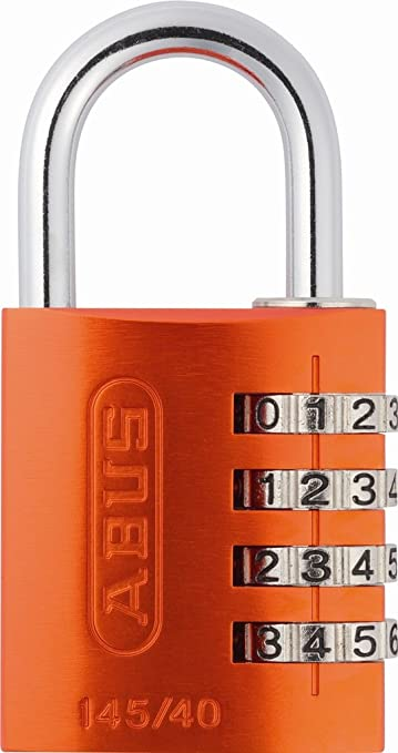Fort Knox Combination Hardened Steel Padlock
