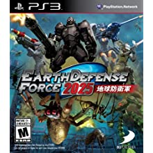 Earth Defense Force 2025 - Playstation 3