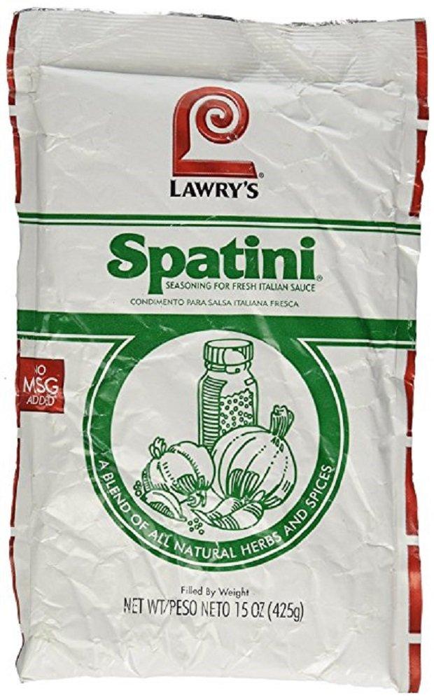 Spatini Spaghetti Sauce Mix, 15 Oz Packet