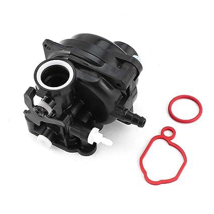 Carb Briggs & Stratton 593261 Carburador de repuesto 593261 para ...