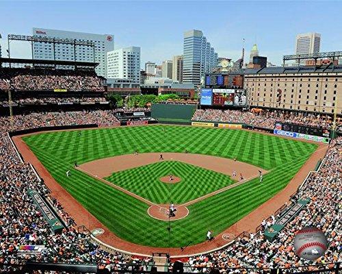 Baltimore Orioles Camden Yards MLB Photo (Size: 16x20