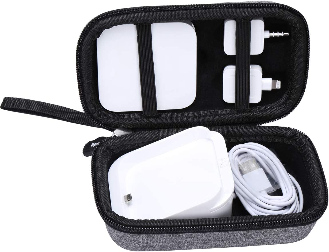 Aproca Hard Carry Travel Case for Square Dock Reader and Square Contactless Chip Reader