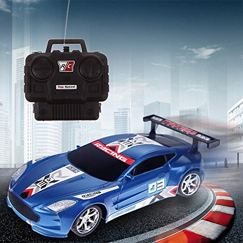 gg 1/24 Drift Speed Radio Remote Control RC RTR Truck Racing Car kids Toy Xmas Gift