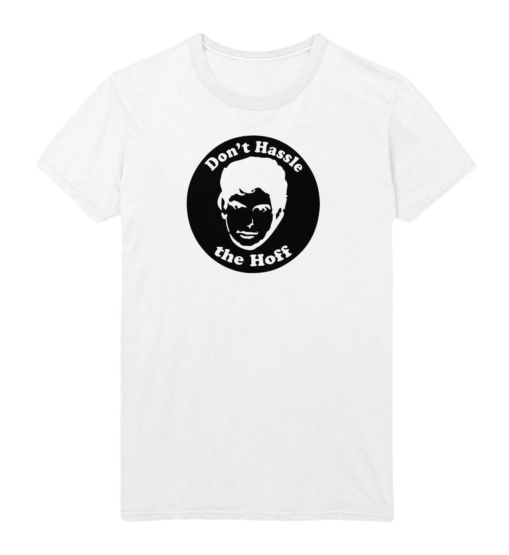 Dont Hassle The Hoff David Hasslehoff T Shirt Christmas Tshirt 7250
