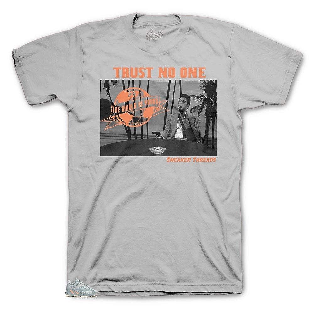 6710c711ec954 Amazon.com: Tee Shirt Match Yeezy Boost Inertia 700 - Tony Knows Tee ...