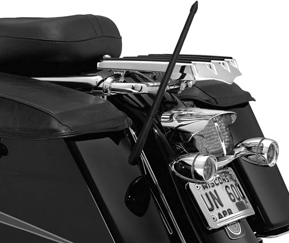 VOFONO 16 inch Replacement Antenna for 1989-2019 Harley Davidson Touring Electra Glide CVO