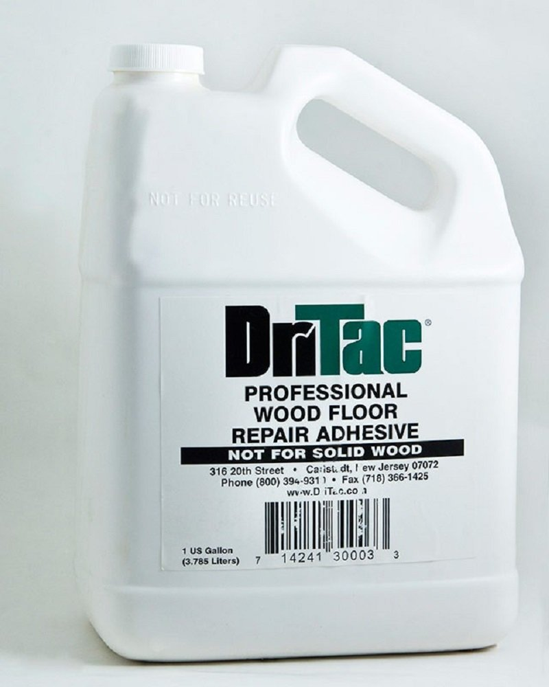 Dritac Professional Wood Repair Adhesive 1 gallon
