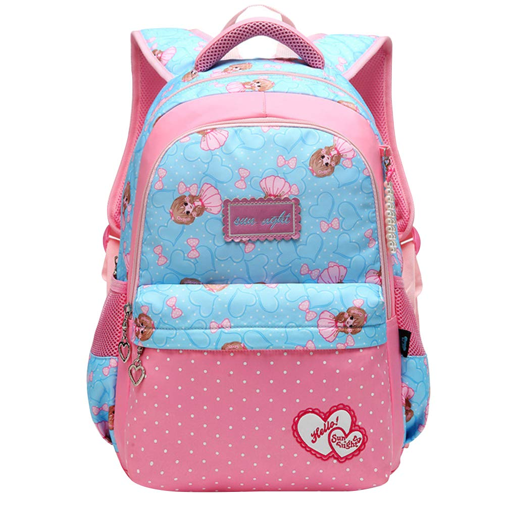 10233e1a94 BEYI Zaino Scuola Zaini per Bambini impermeabile impermeabile impermeabile  Schoolbag Casuale Ragazze Scuola Borse aff486