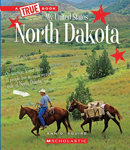 North Dakota (True Book My United States)