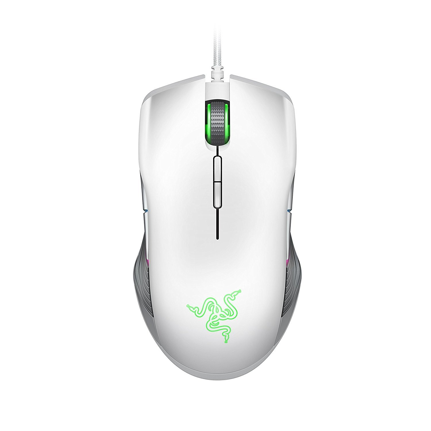 Razer Lancehead TE Ambidextrous Gaming Mouse - [Mercury][16,000 DPI Optical Sensor][Chroma RGB Lighting][8 Programmable Buttons][Mechanical Switches] by Razer (Image #7)