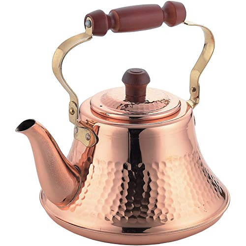 Takegoshi Industry Copper Kettle 2.0L (japanese import)