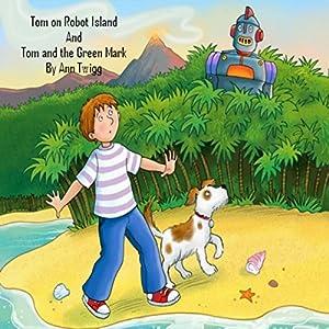 Tom on Robot Island Audiobook