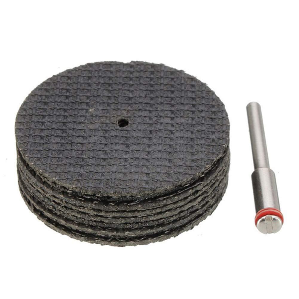 25Pcs Double Net Surface Grinding Wheel Piece Fiberglass Cut Off Wheel Disc Home Improvement Tools Kit XKSIKjians Hardware Tool