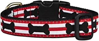 product image for Up Country Got Bones? Dog Collar - Large