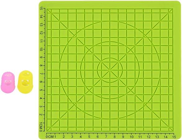 Modelo Básico para Tapete de Silicona 3D Multiusos con 2 Tapas de ...