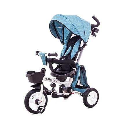 Baby stroller- El triciclo de los niños que dobla el carro ...