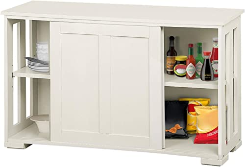 YAHEETECH Kitchen Storage Sideboard