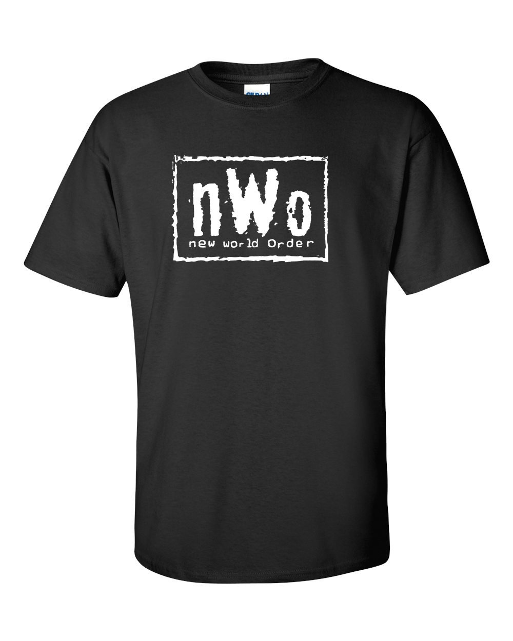 New World Order-T-Shirt-nWo-WCW logo-Professional-Wrestling-Size-S-3XL (2X) by Generic