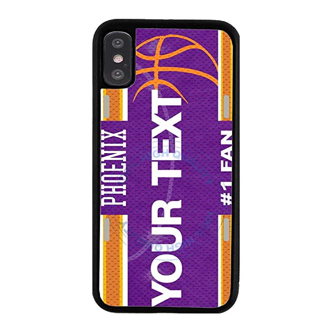new product 44032 3e59a Amazon.com: BRGiftShop Customize Your Own Basketball Team Phoenix ...