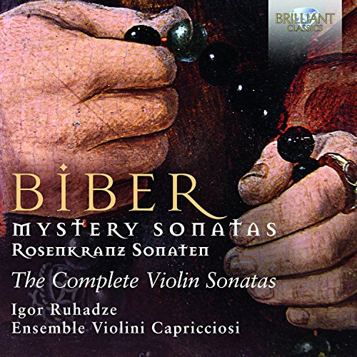 - Biber: Mystery Sonatas