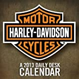 Harley-Davidson 2013 Daily Desk Calendar