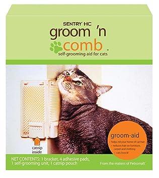Sargentos mascota Self Grooming ayuda para gatos 81101 ...
