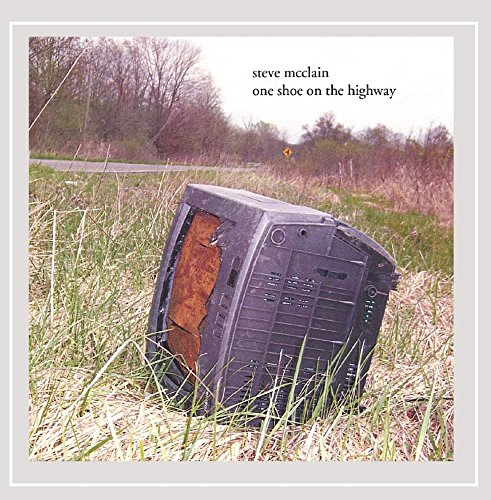one shoe on the highway - Shoe Akron