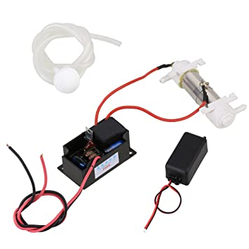 612nsrZqitL._SY355_ amazon com bqlzr diy ozone generator tube with ozonizer air pump  at bayanpartner.co