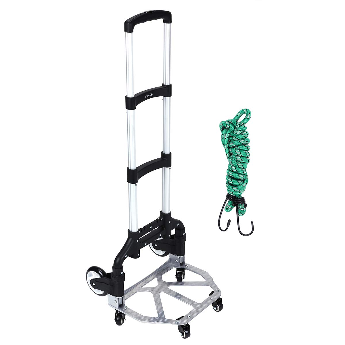 Bocca 6 Wheel Folding hand truck