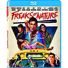 Freaks of Nature [Blu-ray] (2015)