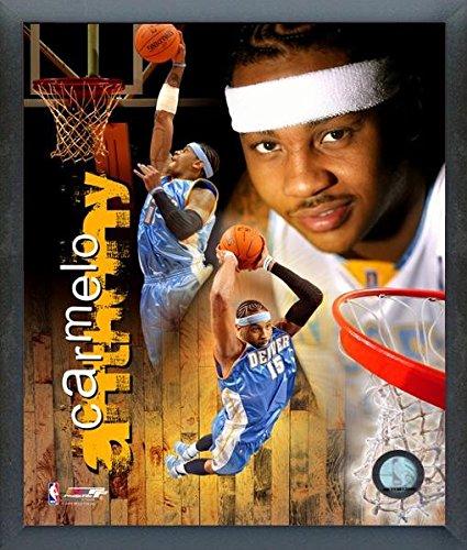 - Carmelo Anthony Denver Nuggets NBA Composite Photo (Size: 12