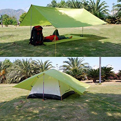 Trap - waterproof a tent
