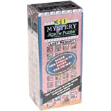"""Last Resort 3D Mystery Jigsaw Puzzle, 7""""L x 5 1/2"""" W x 15 1/2"""" H, 504 Pieces, Solve the Puzzle to Solve the Crime"""
