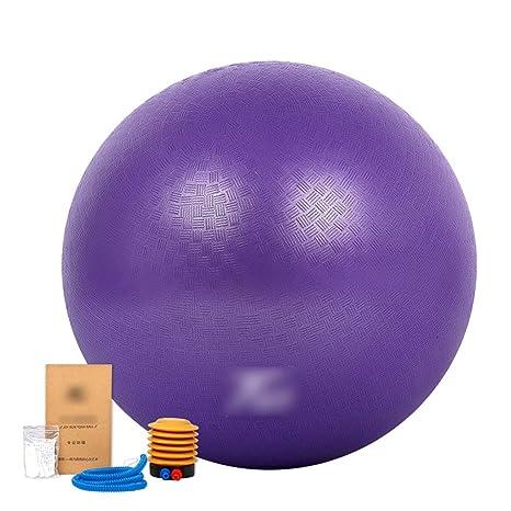Tangzhi Bola de Yoga Bola de Ejercicios Pérdida de Peso Bola de ...