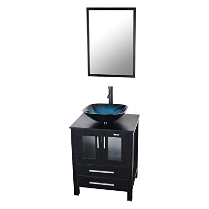 Eclife 24 Modern Bathroom Vanity And Sink Combo Stand Cabinet And