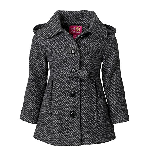 Floral Wool Coat - 5