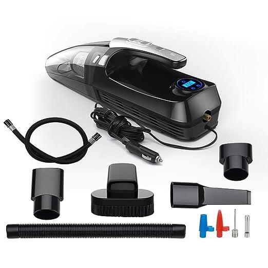 Aspirador de Auto con Cable 12V 120W de Alta Potencia Aspirador ...