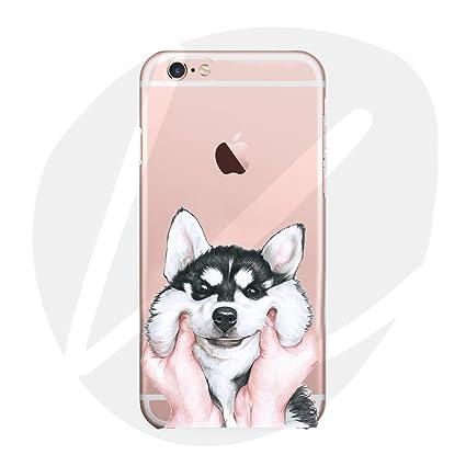 e00381d4a4a (Sleeping bear) Apple iPhone 6/6s Funda Carcasa,Pequeño Animal Perro Lindo