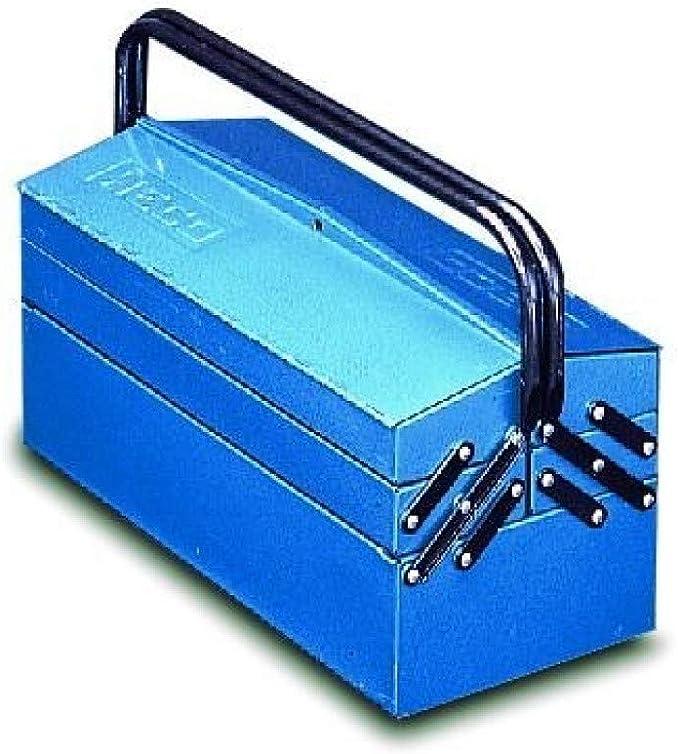 Heco 108 7 - Caja Herramientas Metalica Heco 108.7=108: Amazon.es ...