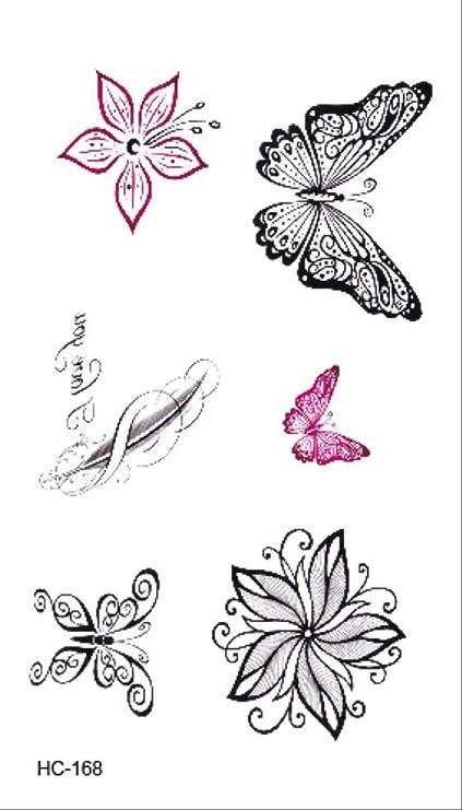 ZPF Tatuaje Arte corporal Productos para el sexo Negro Blanco ...