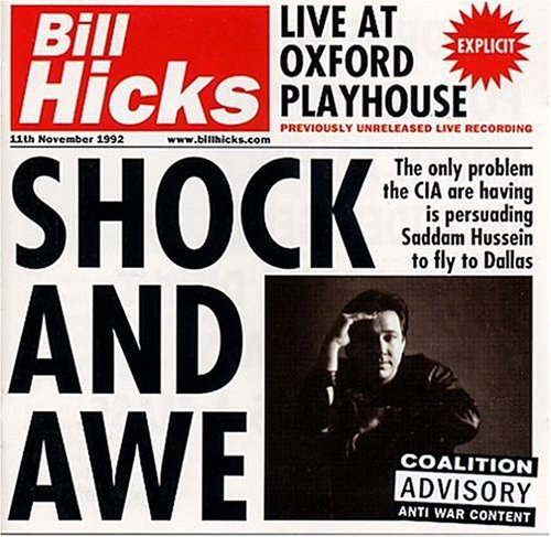 Shock & Awe: Live at Oxford Playhouse by Hicks, Bill