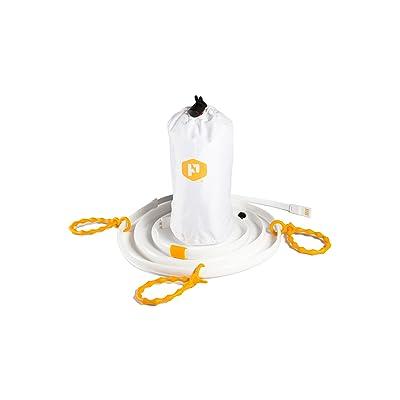 Luminoodle LED Cordon lumineux–LED Lumières de corde pour le camping, randonnée, éclairage de sécurité–Portable Tente de LED Guirlande lumineuse qui doubl