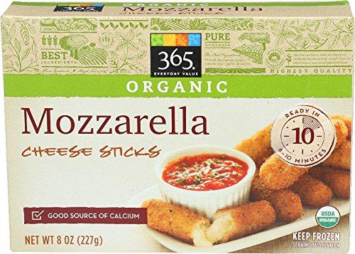 Breaded Mozzarella & Vegetables