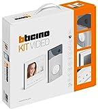 Kit portier résidentiel vidéo couleur Classe 300E mains libres